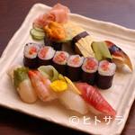 江戸や鮨八 - 新鮮な魚介を贅沢に!『鮨八にぎり』