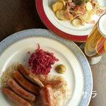 ミュンヘン - ビールの味が引き立つメニュー