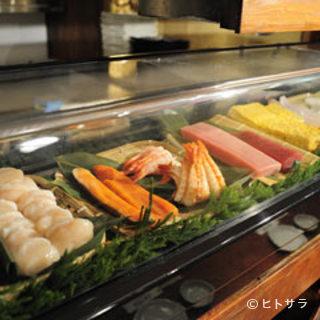 本格的な鮨がリーズナブルに楽しめる美味しい店!