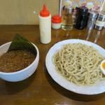 65077418 - 極太つけ麺  ※麺大盛り無料サービス