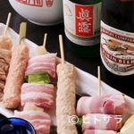 王瀧 - 各種串焼きなどもご用意、その他単品も味わえます