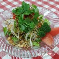 奥快餐 - 海鮮サラダ
