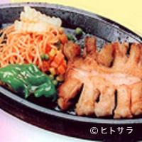 鳥料理 由布 - 由布焼ソフト(若鶏)