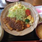 来夢来人 - 定食 ¥850
