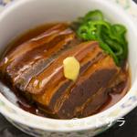 吉宗 - 誰もが知る角煮の発祥は、実は長崎の卓袱(しっぽく)料理です。