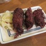 立呑み 魚平 - 三陸カキフライ