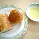 グランポルト函館 - パン