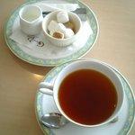 グランポルト函館 - 紅茶
