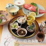 季節料理 漁亭 - お食事会や接待などにおすすめのコース取り揃えております。