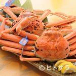 季節料理 漁亭 - 日本海の冬のご馳走、活きた蟹料理ご堪能下さい。