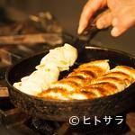 鉄なべ - 九州名物、ひと口サイズの『鉄(鍋)餃子』発祥のお店です