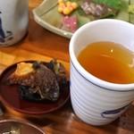 〇安 - ひれ酒