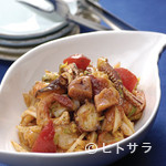 ディープシークラブ - 旬の魚介10種以上のサラダ