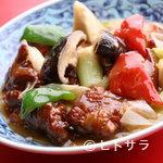 ハマムラ - 鶏肉揚げ物あんかけ
