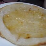 鎌倉パスタ - ◆はちみつピザ(380円)・・下のチビ用。スモールサイズですので子供でも完食できる量でした。