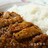 カリーシュダ - とりモモ肉のカリー