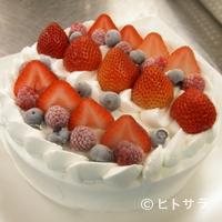 さんたべーる - お誕生日ケーキとイタリア料理で記念日を演出