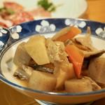 ilifune - 大分のソウルフード「うま煮」¥500