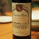 ilifune - 赤:Cuvée du Prince Rouge 2015/France