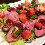 旬彩酒房 海彦山彦 - なるべく地元の野菜・肉・魚を使用しています。