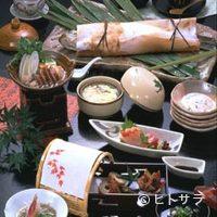 なにわ本店 - 郷土料理・松江四季の味の一例