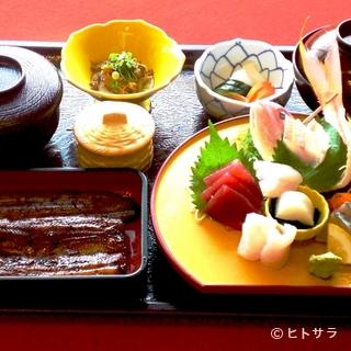 伊豆、地元産近海の幸をたっぷり使ったお料理が好評です。
