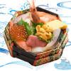 おみやげ海鮮丼(うに入り)