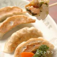 東海酒家 - 大人気! 東海特製焼餃子