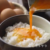 くし家 - こだわり卵のたまごかけご飯