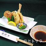 海坊主 - 鬼カサゴの唐揚げ(※要予約)