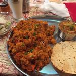 インド料理 スーリヤ - ビリヤニランチ1200円