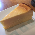珈琲香坊 - チーズケーキ