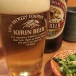 65089923 - 瓶ビール570円