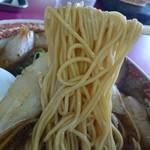 豚菜館 - 麺リフト