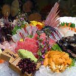 ぼてじゅう - 日本料理の代表格はやっぱり新鮮なお刺身です!