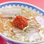 赤湯ラーメン 龍上海 - 赤湯からみそラーメン