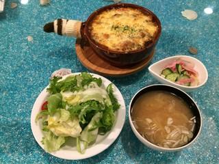 リトルリゾートカフェ イーストケープ - ★日替わりセット(カレー・999円)★