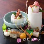 いづ喜 - 職人の繊細な技が冴える料理