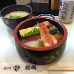 鮨処 さか井 - またちらし寿司にしてしまった♪大好きなんです