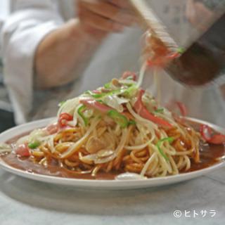 あんかけスパは名古屋の味!