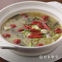 同源楼 - 酢菜魚 S 1400円 M 2400円
