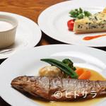 シェ・ホシノ - 地域の食材や季節の食材にこだわった創作フランス料理