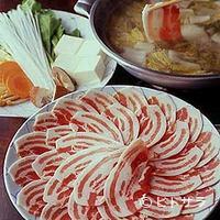 吉井十八 - ダシの中の白菜漬がまたいい仕事をする