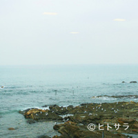 まるは食堂旅館 - 海を見ながら