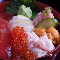ふみ野 - 海鮮丼