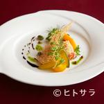 Ristorante 美郷 - 『本日の鮮魚とレッドムーンのベッカフィーコ』