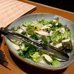 65099985 - 濃厚チーズのシーザーサラダ(690円+税)