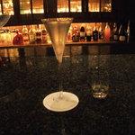Bar Byron - マティーニ