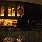 Bar Byron - バーカウンター