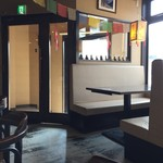 ネパール・インド料理 RaRa - 清潔感ある綺麗な店内です。